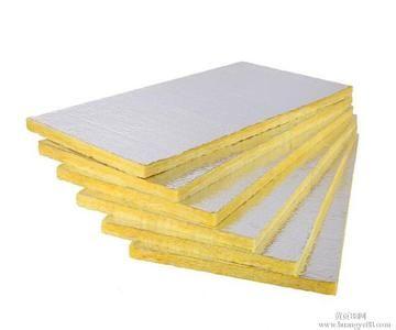 玻璃棉应用广